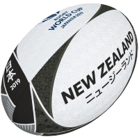 RWC Cup 2019 New Zealand Supporter
