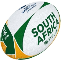 RWC 2019 South Africa Supporter