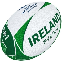 RWC 2019 Ireland Supporter